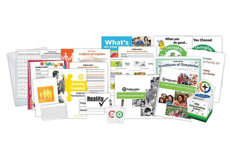 Condensed Parenting Classes Refresher Kit