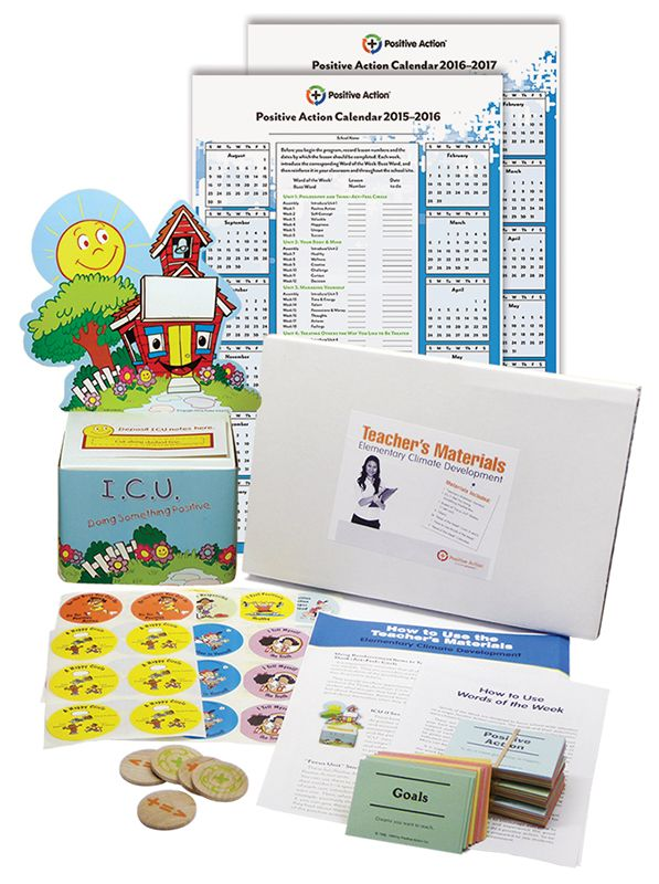 Elementary Climate Teacher's Materials