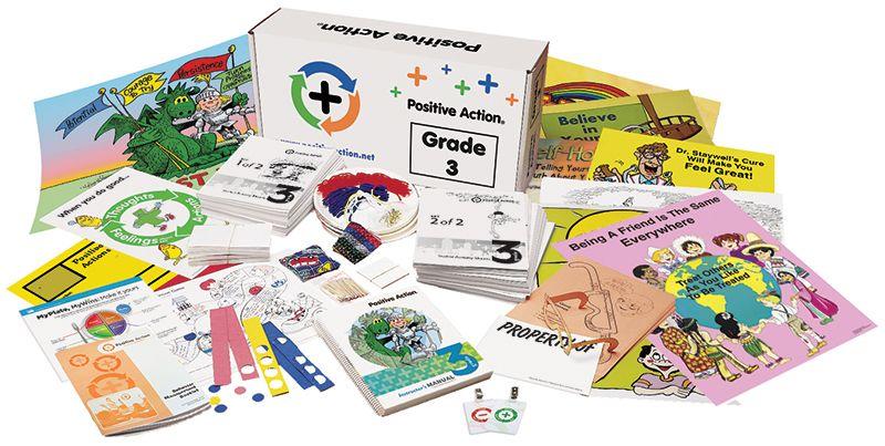 Grade 3 Kit