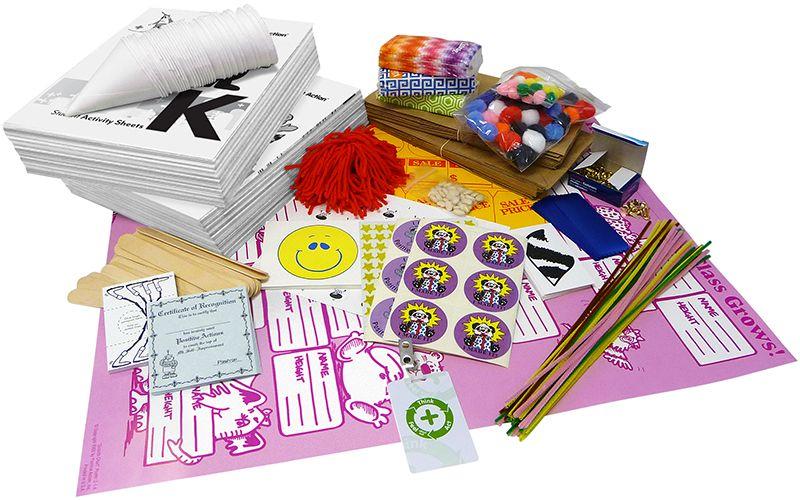 Kindergarten Refresher Kit