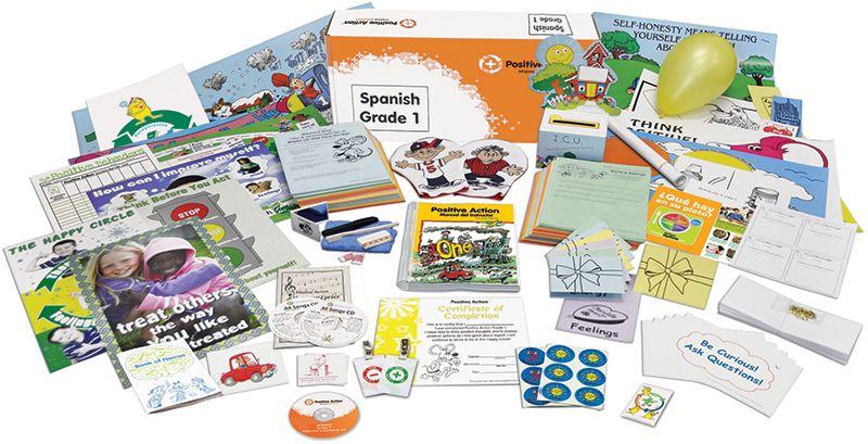 Spanish Grade 1 Kit