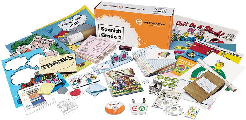 Spanish Grade 2 Kit