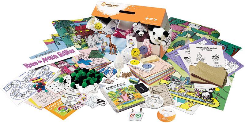 Spanish Kindergarten Kit